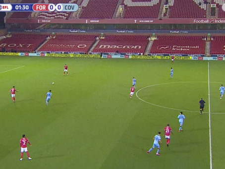 Nottingham Forest 2-1 Coventry City
