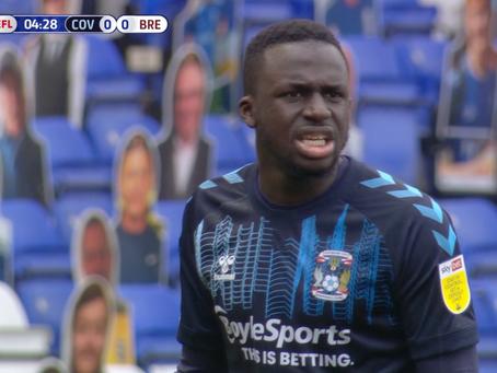 Coventry City 2-0 Brentford FC