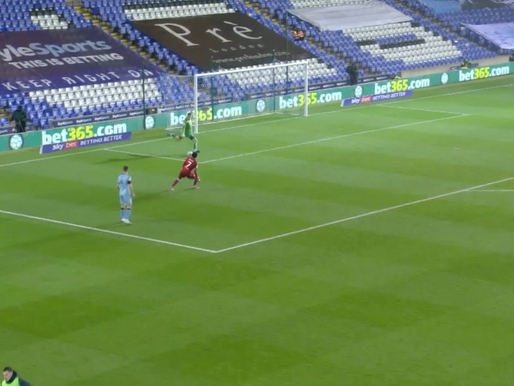 Coventry City 3-2 Reading