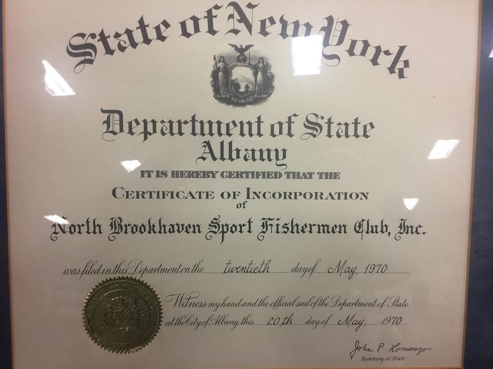 NBSFC NYS Charter