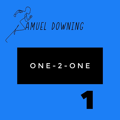One-2-One Online Session