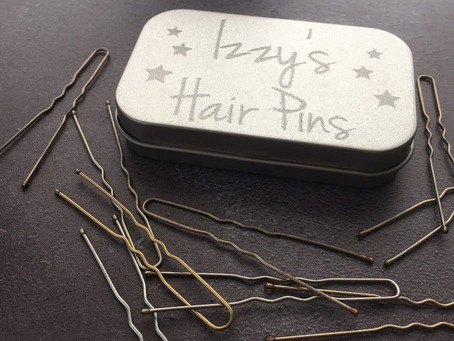 #7- Sunshine, Momentum and Hair pins