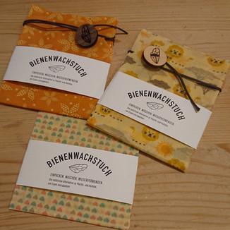 Bienenwachstücher_Imkerei Wilen