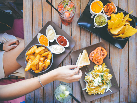 Reasons You Might Be Overeating (& what you can do about it!)