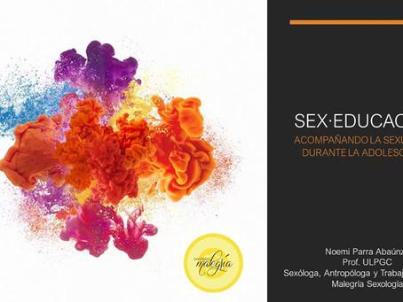 Educación sexual en la adolescencia. Surca 2019