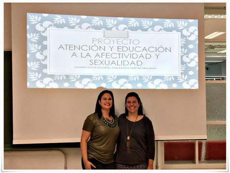 Educación y Atención a la Sexualidad en Centro Ocupacional El Salobre