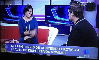 Consulta Sexóloga Canarias, Roberto Herrera, Cerca de Tí, TVE 1