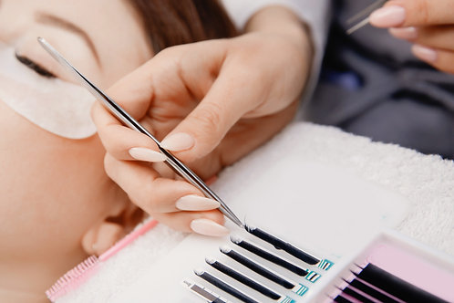 TLC Classic Eyelash Extension Course In-Person