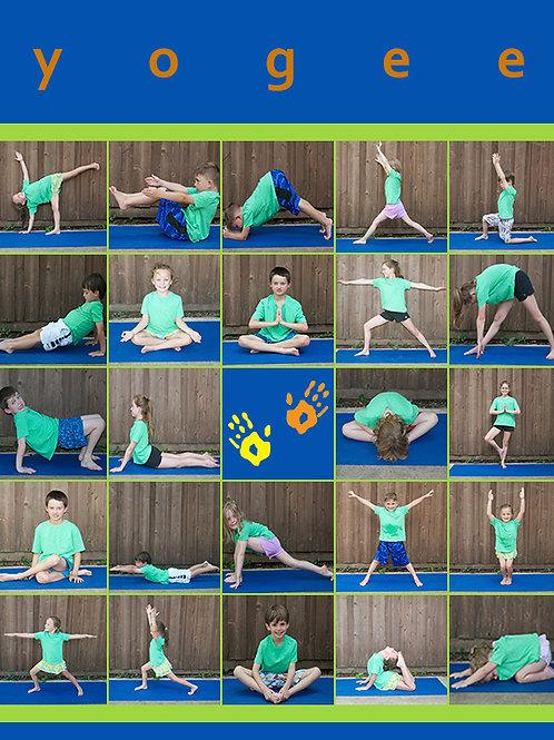 Yogees Yoga 4 Kids Bingo DDL