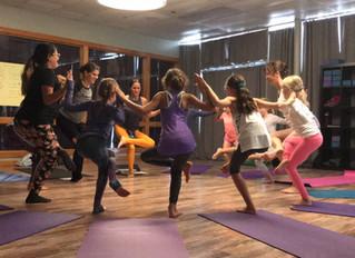 What is yoga? By Melissa Hansen