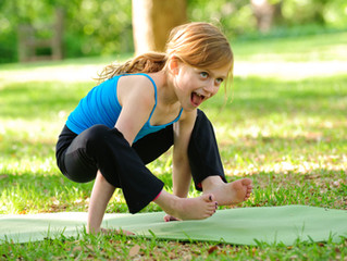 Why should kids do yoga?
