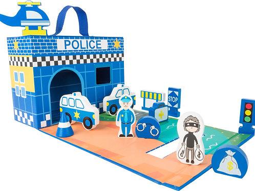 Coffret transportable Policier LEGLER