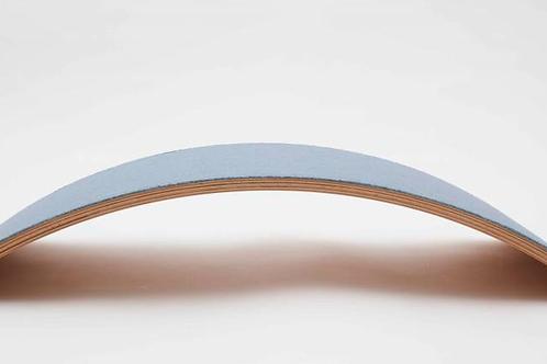 Planche d'équilibre feutre gris clair ☆ WOBBEL