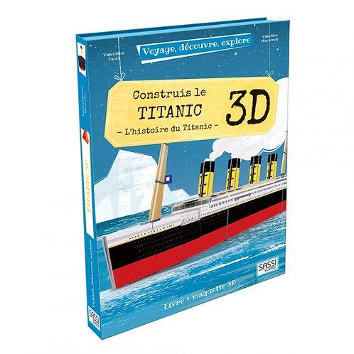 Construis Le Titanic en 3D