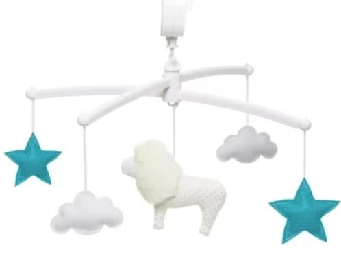 """Copie de Mobile musical """"mouton"""" ☆ POUCE ET LINA"""