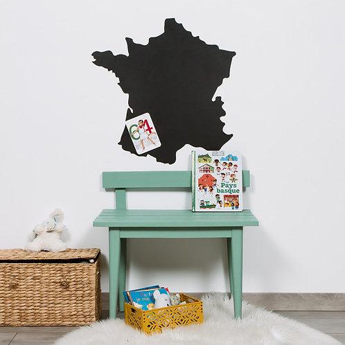 """Tableau magnétique """"Carte de France"""" ☆ FERFLEX"""