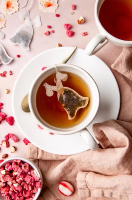 "Sachets de thé ""ROBE "" x5 ☆ Tea Heritage"