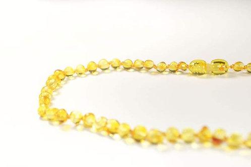 Collier Ambre ☆ Lemon