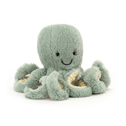 Octopus Mint - Tiny ☆ JELLYCAT