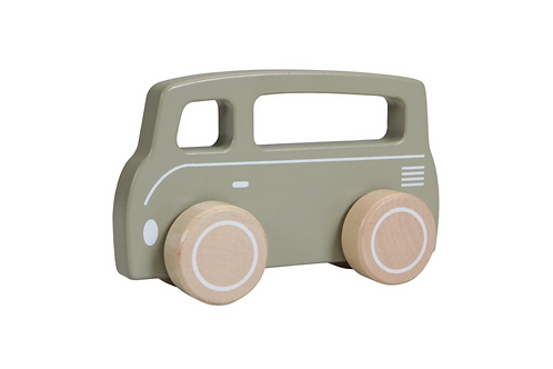 Camionnette Olive ☆ LITTLE DUTCH