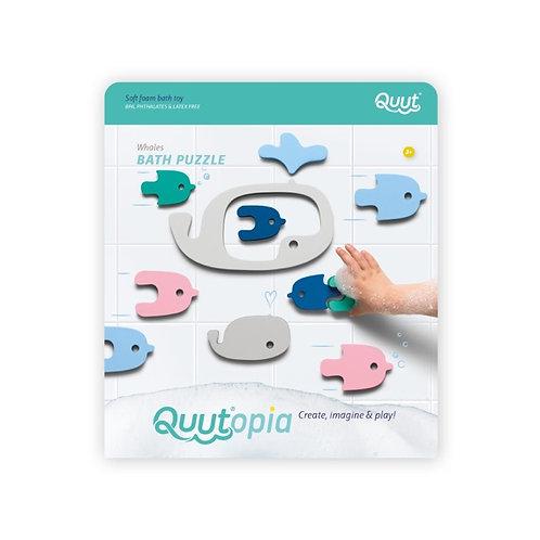 """Jouets de bain """"Whale"""" ☆ QUUT"""