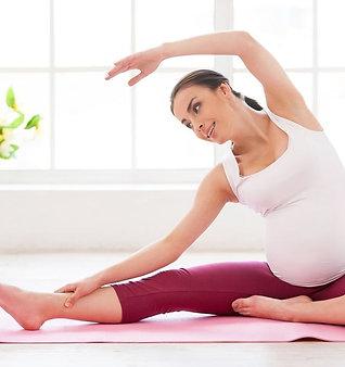 Yoga prénatal ☆ Auyoga