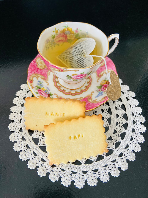 Biscuits Papi ou Mamie ☆ EMY BISCUIT