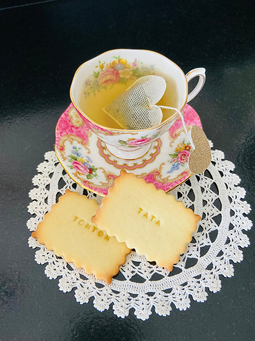 Biscuits Tata ou Tonton ☆ EMY BISCUIT