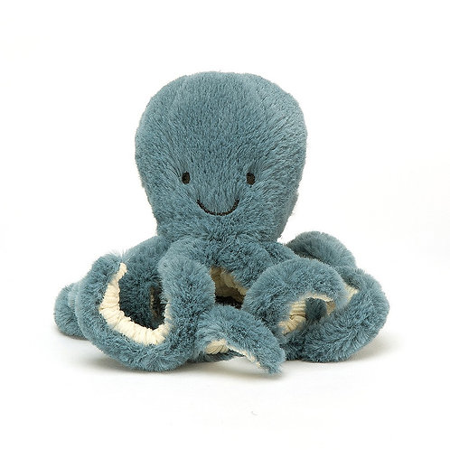 Octopus Bleu - Tiny ☆ Jellycat