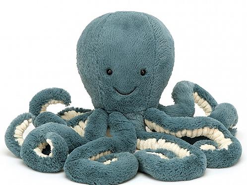 Octopus Bleu - Medium ☆ Jellycat