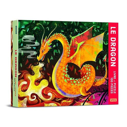 """Puzzle """"Dragon"""" ☆ SASSI"""