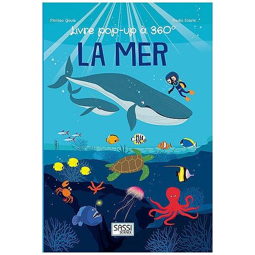 Pop-up 360° La mer