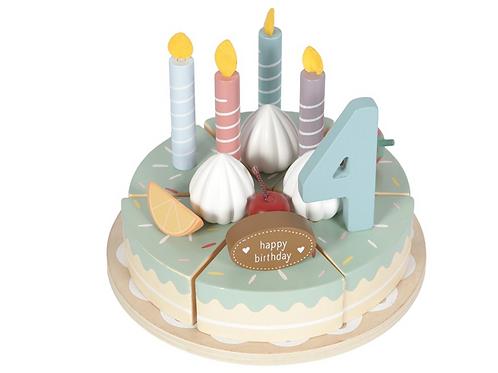 Gâteau d'anniversaire ☆ LITTLE DUTCH