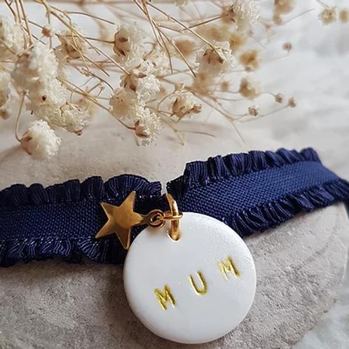 "Bracelet ""étoile Mum"" ☆ SO CUTE WORLD"