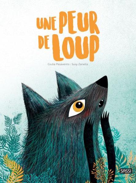 """Livre """"Une peur de loup"""" ☆ SASSI"""