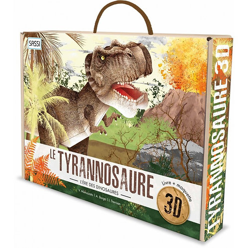 Le Tyrannosaure 3D ☆ SASSI