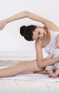 Yoga maman/bébé