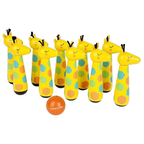 Quilles enfant girafe SUNNYLIFE