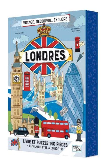Puzzle Londres SASSI