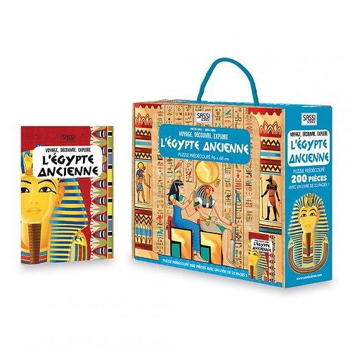 Voyage, découvre, explore l'Egypte ancienne