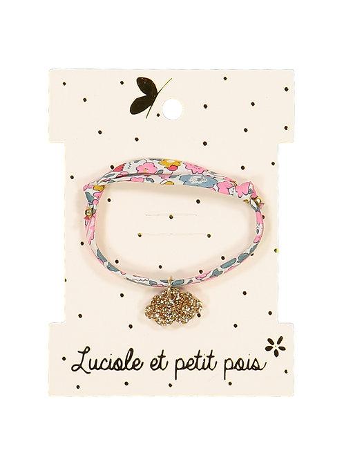 Bracelet Liberty Betsy Ann ☆ LUCIOLE ET PETIT POIS