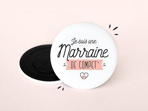 "Magnet ""Marraine"" ☆ Manahia"