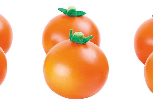 "Fruit/Légume en bois "" ORANGE """