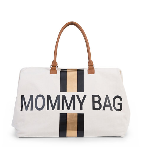 Mommy bag noir/or ☆ Childhome