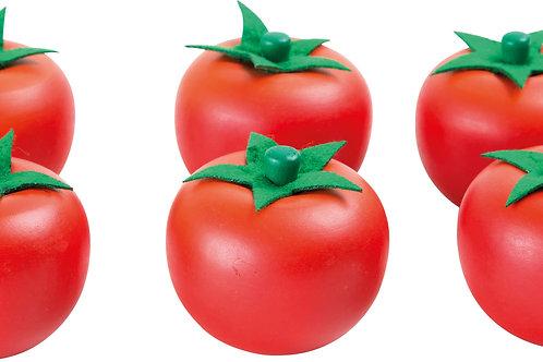 "Fruit/Légume en bois ""Tomate"""