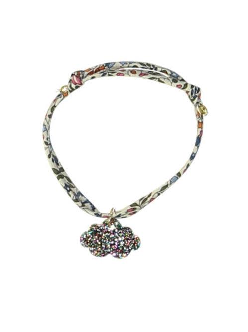 Bracelet liberty katie&millie LUCIOLES ET PETIT POIS