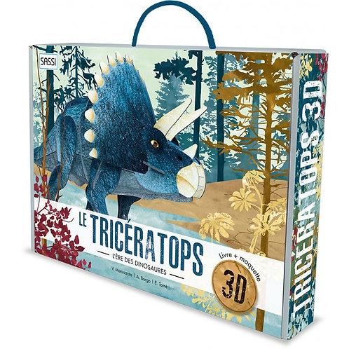 Triceératops 3D ☆ SASSI