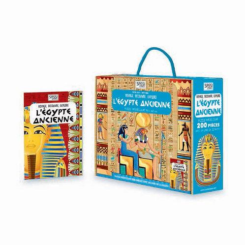 """Puzzle """"L'Egypte ancienne"""" ☆ SASSI"""