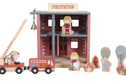 Caserne des pompiers ☆ Little Dutch