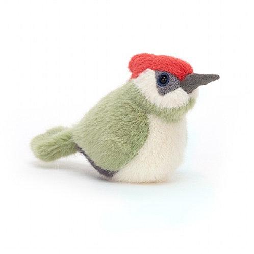 Oiseau Woodpecker ☆ JELLYCAT